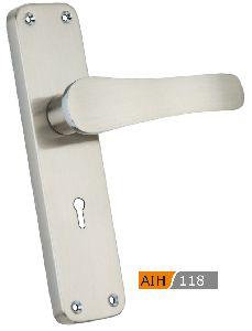 Aih 118 Iron Mortice Door Handle