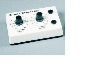 Dial Type Resistance Box