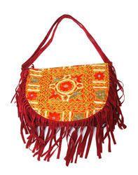 Embroidered Ladies Handbags