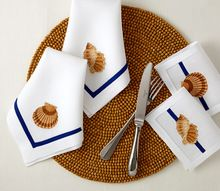 Wooden Beaded Placemats