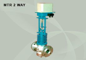 Electrical Motorisecl Control Valve
