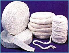 Asbestos Yarns