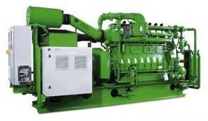 Ge S Jenbacher Engine