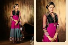Anarkali Bridal Dress