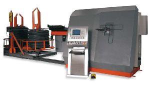 Automatic Rebar Stirrup Bender Machine