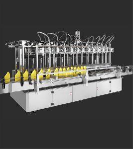 Twelve Nozzle Auto Filling Machine