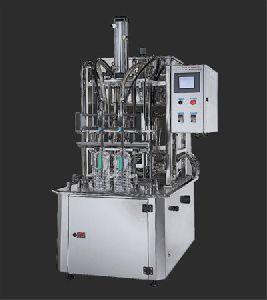 Two Nozzle Semi-auto Filling Machine