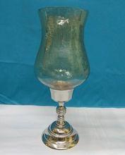 Glass Candle Hurricane