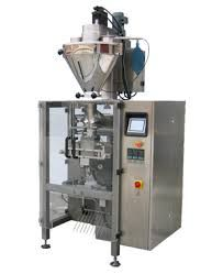 Pyramid Shape Samosa Pouch Packing Machine