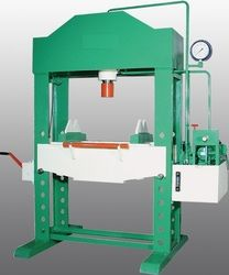Power Operated Hydraulic Press