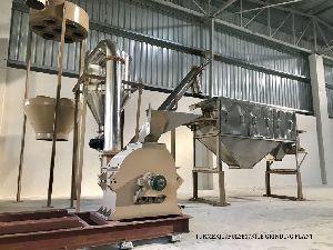 Turmeric Powder Machinery