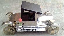 Plated Decor Car