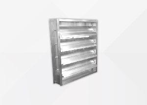 Aluminium Gelvenized Air Damper