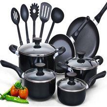 4pcs Stainless Steel Pot Set