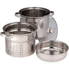 Basket Steamer Set