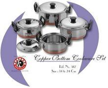 C. B. Cookware Set