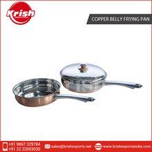 Copper Body Belly Frying Pan