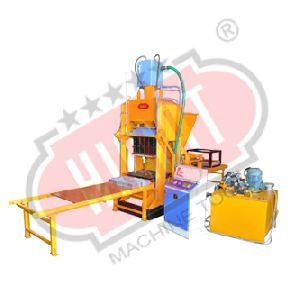 Fly-Ash Bricks Machine