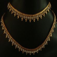 Indian Traditional Golden Plated Jewellery