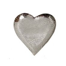 Heart shaped party dish plate