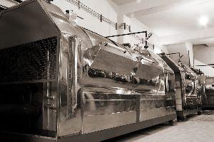 Industrial Side Load Washing Machine
