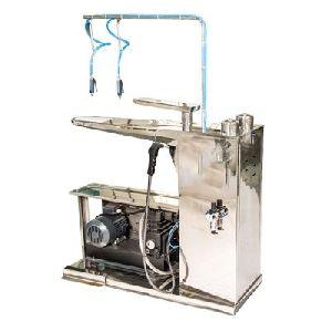 Stain Removing Machine