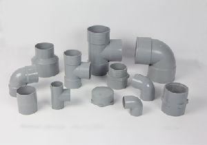 PVC Rigid Fittings Compounds