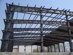 Structural Steel Fabricated Building