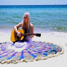 Beach Yoga Mat
