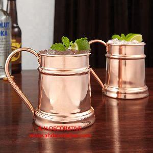 Copper Beer Stein