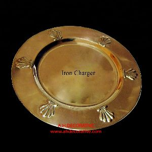 Iron Charger Plate