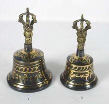 Brass Hanging Bells