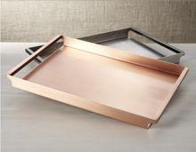 Decorative Rectangle copper Tray