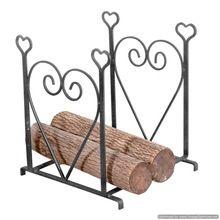 designer log holder