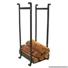 tall log holder
