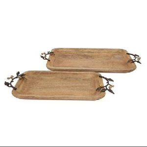 Wooden Tray For Kitchen