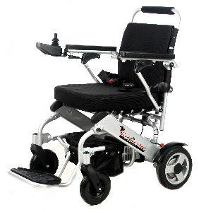 Light Weight Motorized Wheelchair