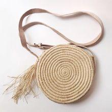 Moroccan Raffia Bags