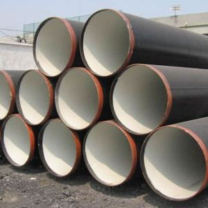 HOT CARBON STEEL PIPES