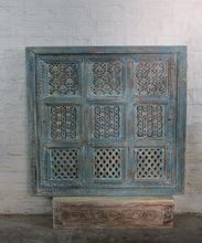 Wooden Carving Window Frame