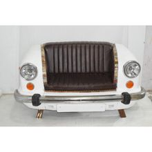 Sofa Leather Seat Ambassdor Car
