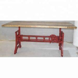 Table Rustic Mango Wood Top