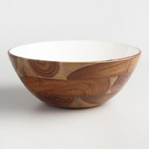 Beautiful Table Top Wooden Bowls