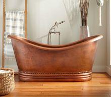 Copper Bath Tub