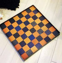 Pu Leather Square Serving Trays