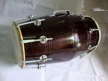 TUNED MADE WITH MANGO WOOD DHOLKI
