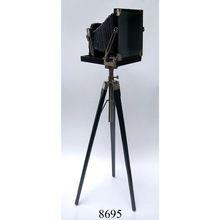 Antique Wooden Vintage Camera