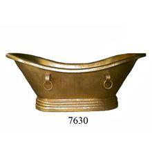 Brass Bathtub