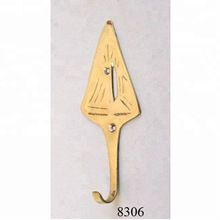 Brass Ship Hanger Hooks