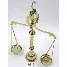 brass weighing scale